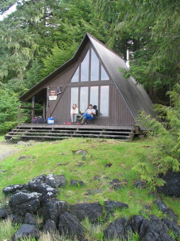 Mature hidden cabin